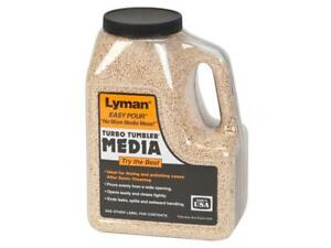 Lyman Corncob Media Untreated Easy Pour Container 6 Lbs (LY7631392)