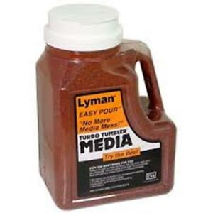 Lyman Tufnut Media Easy Pour Container 5.75 Lbs (LY7631396)