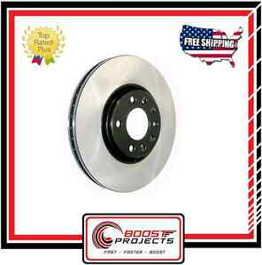 StopTech Premium High Carbon Brake Rotor Front for Audi Volkswagen 125.33098 $109.09