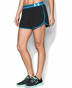 Under Armour Womens Perfect Pace Short Black 032 Medium