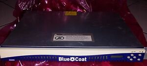 NEW Blue Coat Proxy SG 600 Series Security Appliance