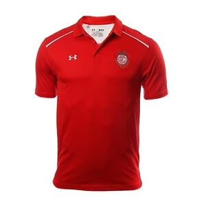 Under Armour Toluca Diablos Polo Jersey 2016-2017 Liga MX
