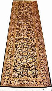 ROYAL SILK VERSACE DESIGN PERSIAN RUG RUNNER 2' 2