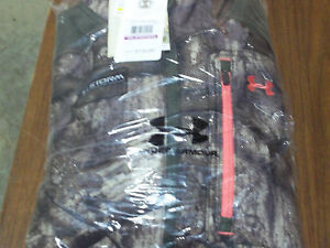 NEW Under Armour Womens Ayton Hoodie Mossy Oak Treestand Perfection 2XL