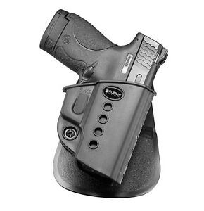 Fobus Holster SWS Walther PPS 9mm & .40cal Passive Retention w Adjustment Screw