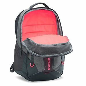 Under Armour Storm Contender Backpack GraphiteStealth GrayPink Chroma 041