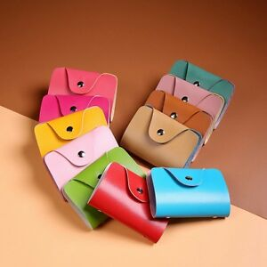 Simple Fashion Creative Card Package Unisex Card Packet Card Set Purse Wallet