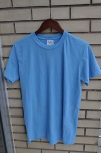 Canadian Forces Peace Keeping Blue T Shirt Men's Size Medium