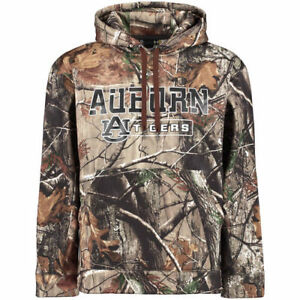 Under Armour Auburn Tigers Realtree Camo Catalyst Pullover Hoodie