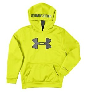 Under Armour Storm Kids Hooded Sweatshirt Hoodie 1240249-738 Size Youth XL NEW