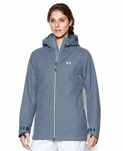 New Under Armour Outerwear Women's CGI Revy Jacket Aurora Purple