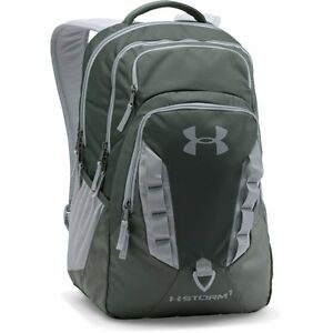 Under Armour Storm Recruit Backpack - Combat Green