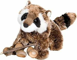 Patch Raccoon 7quot; by Douglas Cuddle Toys