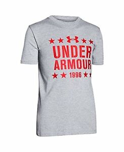 Under Armour Apparel 1268773 Boys Freedom 1996 Tee- Choose SZColor.