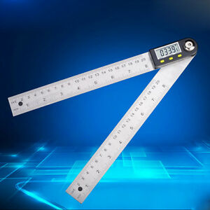 Digital Protractor Inclinometer Goniometer Angle Ruler Electronic Angle Gauge $17.99