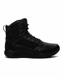 Under Armour 1289001-001-12 Mens Stellar 2E Wide Military and Tactical Boot