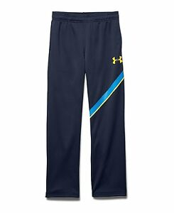 1276694-410 Boys Under Armour SC30 Essentials Pant  SZ- Choose SZColor.