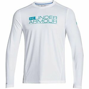 Under Armour UA Iso-Chill Element Vented LS Top - Mens  X- Choose SZColor.