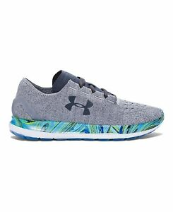 Under Armour 1288286-941 Mens UA SpeedForm Slingride Psychedelic Running Shoes