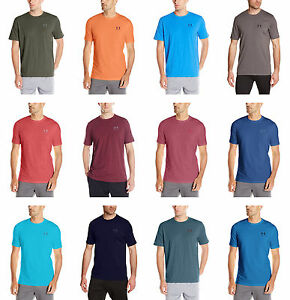 Under Armour Men's Charged Cotton Sportstyle 31 Colors