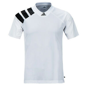 Adidas 2017 Men's Tango Stadium Icon Jersey Soccer Football Shirts White AZ9708