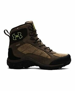 Under Armour 1250602-225 Mens UA Wall Hanger Leather Boots  Uniform