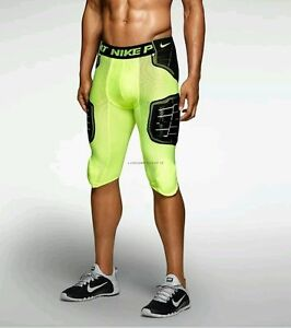 Nike Men's Pro Combat Hyperstrong 3.0 Compression 34 Football Pants XL NWT $120