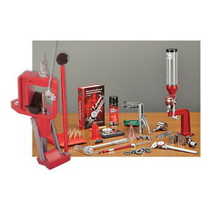 Hornady Lock N Load Classic Deluxe Kit Ammo Reloading Tools 085010