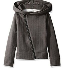Under Armour Girls Hoodie very cute! Youth Large in Dark Gray