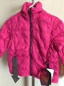 New Girls Under Armour Cold Gear Jacket Water Resistant Youth Large $49.95