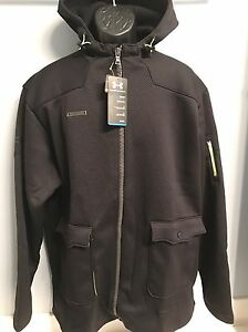 Under Armour Coldgear Men's Softshell Full Zip Up Hooded Jacket XL NWT