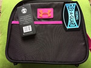 Girls Under Armour Insulated Lunch Box