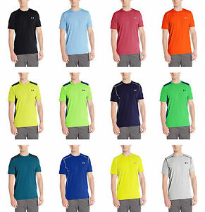 Under Armour Men's Raid Short Sleeve T-Shirt 41 Colors