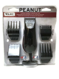 Brand New Wahl Peanut Corded Trimmer 785683 BLACK Made in USA