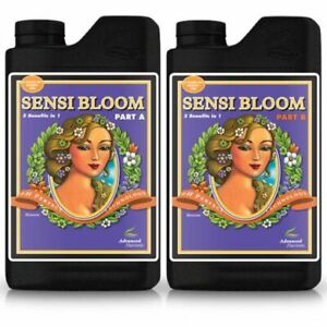 Advanced Nutrients Sensi Bloom A amp; B Combo pH Perfect 1L 4L 10L 23L $31.89