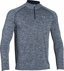UNDQT 1242220 Under Armour Mens Tech 14 Zip- Choose SZColor.