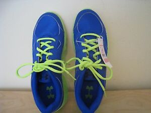 Brand New Under Armour Athletic Shoes Boys Youth Size 7