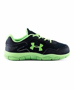 Under Armour Little Boys Infant UA Engage II BL Shoes 10K Academy