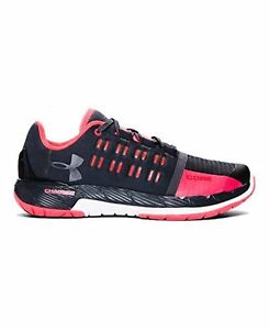 Under Armour 1274415-008 Womens UA Charged Core Training Shoes  STEALTH GRAY