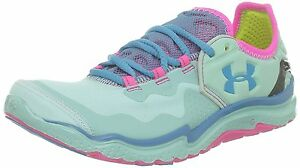 1235697-563 Under Armour Charge RC2 Womens Running Shoes -  Purple