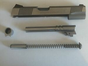 1911 A 1 Springfield .40 SW Complete Slide ASSY Stainless RARE