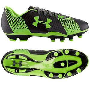 1266881 Under Armour Big Boys Synthetic Leather Boots 1 UK- Choose SZColor.