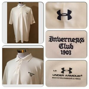 EXC COND UNDER ARMOUR MENS LARGE