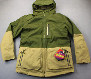 UNDER ARMOUR STORM Men Green INFRARED 700 Fill Down RECCO Ski Jacket NWT XL $300