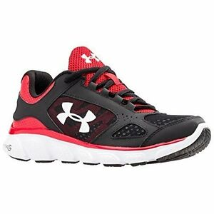 1252326 Under Armour Little Boys Synthetic Leather Shoes 4.5 UK