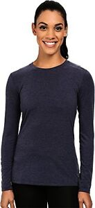 220991-441 Brooks Womens Distance Long Sleeve Top  Shirt- Choose SZColor.