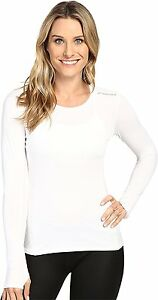 Brooks Womens Steady Long Sleeve Top  T-Shirt  (Womens 16)- Choose SZColor.