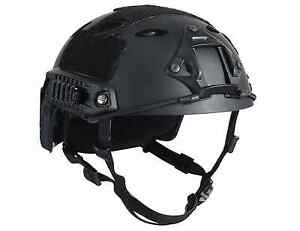 OneTigris PJ Type Tactical Fast Helmet for Airsoft Paintball Black