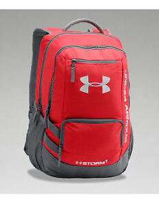Under Armour Hustle II Backpack RedGraphite ($54.99 Retail)
