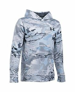 Under Armour Boys' UA Storm Camo Hoodie X-Large  18-20 Big Kids RIDGE REAPER...